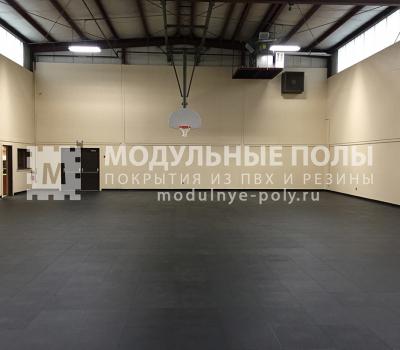 Баскетболный зал в университете