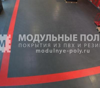 Операторская комната электростанции