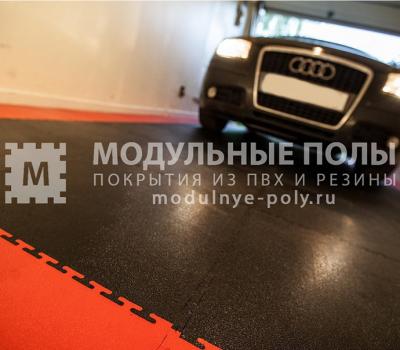 Частный гараж г. Гусь-Хрустальный