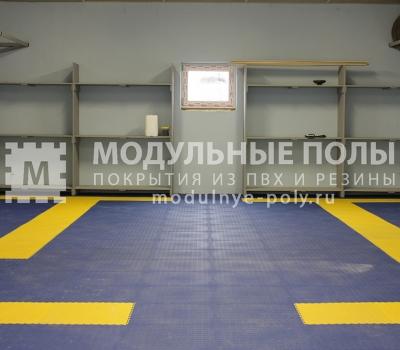 Частный гараж пос. Александровское г. Санкт-Петербург