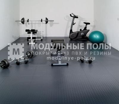 Частый спортзал