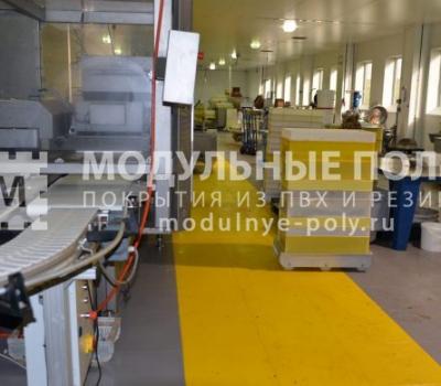 Фасовочный цех и пищевое производство г. Клин