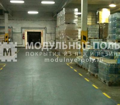 Продуктовый склад ООО Фудтрейд г. Москва