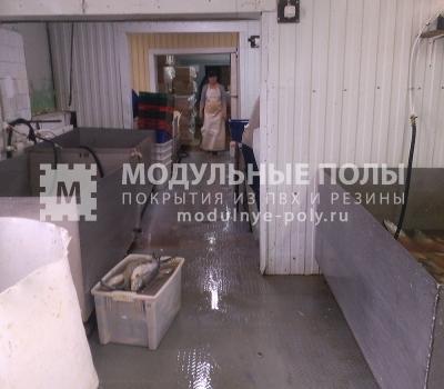 Производство рыбных пресервов г. Санкт-Петербург