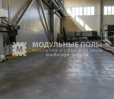 Склад металлошифера г. Санкт-Петербург