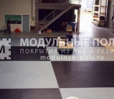 Склад отопительного оборудования г. Казань