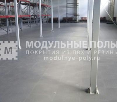 Склад спецодежды. Московский НПЗ