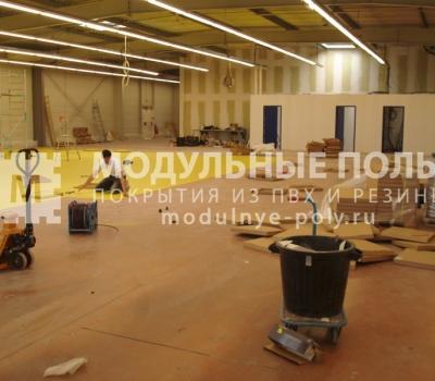 Склад строительных материалов г. Тула
