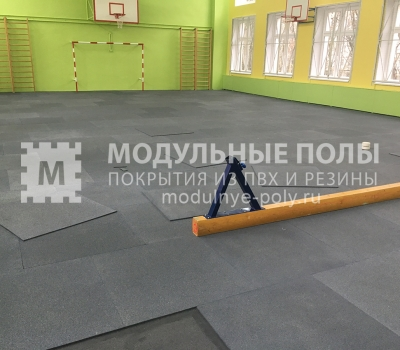 Спортзал г. Царицино