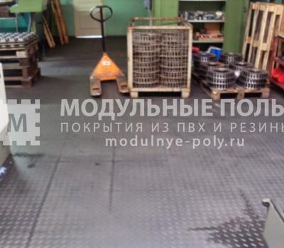 Цех по производству автозапчастей г. Уфа